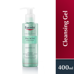 EUCERIN PRO ACNE SOLUTION CLEANSING GEL 400ML