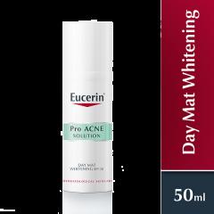EUCERIN PRO ACNE SOLUTION DAY MATT WHITENING SPF30 50ML