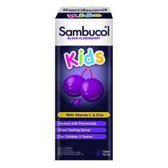 SAMBUCOL KIDS BLACK ELDERBERRY 120ML