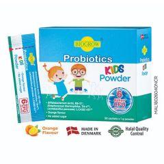 BIOGROW PROBIOTICS KIDS POWDER SACHET 1G X 30S
