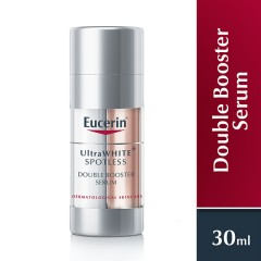 EUCERIN ULTRA WHITE+ SPOTLESS DOUBLE BOOSTER SERUM 30ML