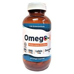 OMEGO I MOLECULARLY DISTILLED 60S
