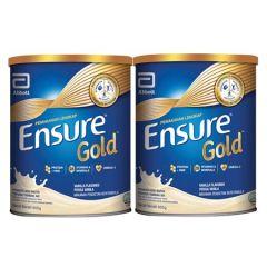 ENSURE GOLD COMPLETE NUTRITION VANILLA 850G X 2 + PREMIUM