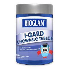 BIOGLAN KIDS I-GARD CHEWABLE TABLET 50S