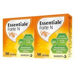 ESSENTIALE FORTE N CAPSULE 50S X 2