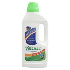 VIRABAC SURFACE DISINFECTANT HOSPITAL GRADE 1L