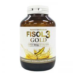 FISOL 3 GOLD OMG-3 60S