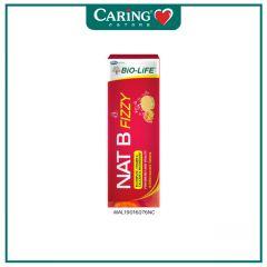 BiO-LiFE NAT B FIZZY 10S