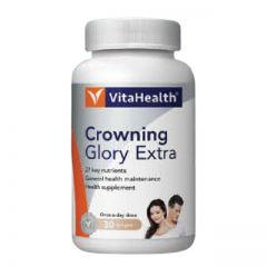 VITAHEALTH CROWNING GLORY 30S