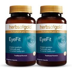 HERBS OF GOLD EYEFIT 60S X 2