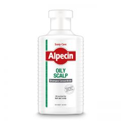 ALPECIN SCALP CARE OILY SCALP SHAMPOO CONCENTRATE 200ML