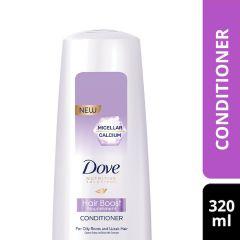 DOVE HAIR BOOST NOURISHMENT CONDITIONER 320ML