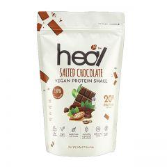 HEAL SALTED CHOCOLATE VEGAN PROTEIN SHAKE 540G