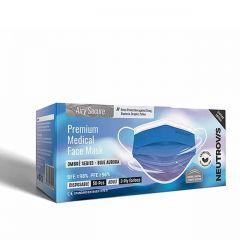 NEUTROVIS 3PLY AIRY BLUE AURORA 50S
