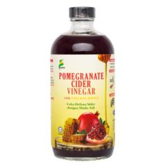 SURYA POMEGRANATE CIDER WITH NATURAL HONEY 450ML