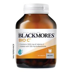 BLACKMORES BIO C 120S
