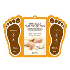 MIJIN MJ CARE SOFT MIRACLE FOOT PEELING PACK 1S