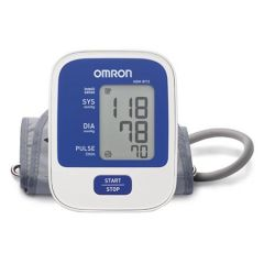 OMRON AUTO BLOOD PRESSURE MONITOR HEM8712