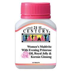 21ST CENTURY WOMENS MULTIVITE TABLET 30S