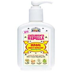 21ST CENTURY CHILDRENS REPELLA HERBAL INSECT REPELLENT CREAM 4OZ