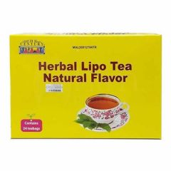 21ST CENTURY HERBAL LIPO TEA NATURAL 2G X 24S