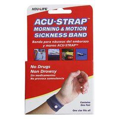 ACU-LIFE ACU-STRAP MORNING & MOTION SICKNESS BAND 400198