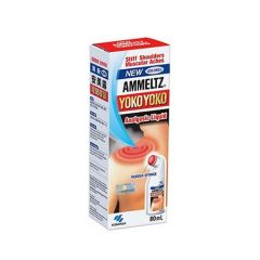 AMMELTZ YOKO YOKO ANALGESIC LIQUID NEW 80ML
