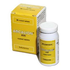 ARCALION SULBUTIAMINE 200MG COATED TABLET 30S