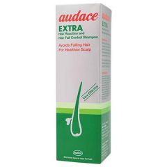 AUDACE EXTRA HAIR REACTIVE & HAIR FALL CONTROL SHAMPOO 200ML