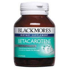 BLACKMORES BETACAROTENE CAPSULE 90S