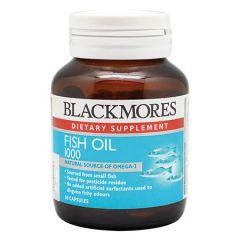 BLACKMORES FISH OIL 1000MG CAPSULE 30S