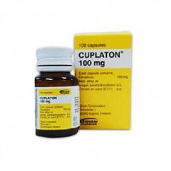 CUPLATON ANTI-FLATULENT 100MG CAPSULE 100S