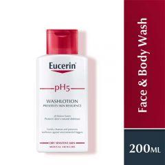 EUCERIN PH5 WASH LOTION SENSITIVE SKIN 200ML