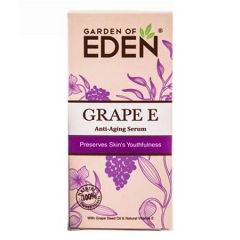 GARDEN OF EDEN GRAPE E ANTI-AGING SERUM 5ML