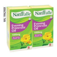 NATURALLE EVENING PRIMROSE OIL 1000MG 100C X 2