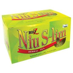 BIOZ NIU SLIM HERBAL TEA SACHET 4G X 30S