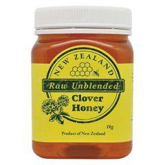 New Zealand Clover Honey 1Kg