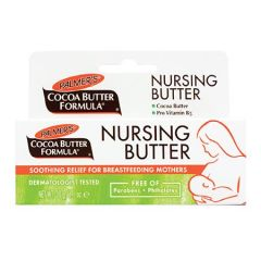 PALMERS COCOA BUTTER NURSING CREAM 30G