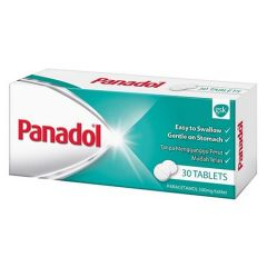 PANADOL COATED 500MG 30S