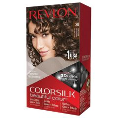 REVLON COLORSILK 30 DARK BROWN 59ML