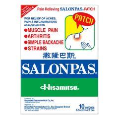 SALONPAS PLASTER 10S