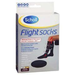 SCHOLL COMPRESSION FLIGHT SOCKS 6-9