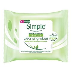 SIMPLE FACIAL CLEANSING WIPES 25S