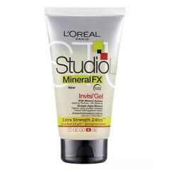LOREAL STUDIO LINE MINERAL FX INVISI GEL-EXTRA STRENGTH 150ML