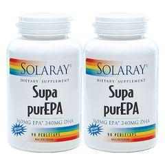 SOLARAY SUPA PUR EPA 108S X 2