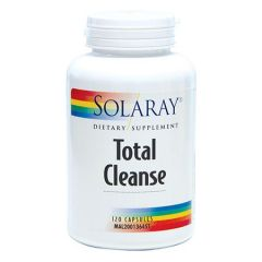 SOLARAY TOTAL CLEANSE 120S