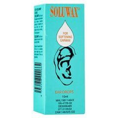 SOLUWAX EAR DROPS 10ML