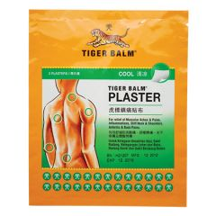 TIGER BALM MED PLASTER COOL SMALL 2S