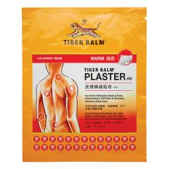 TIGER BALM MED PLASTER WARM SMALL 2S