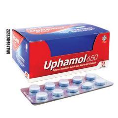 UPHAMOL 650 10T X 18 STRIPS
